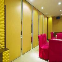 Buy cheap Movable Sliding Folding Room Dividers Banquet Hall Sound Proof Partition Walls Cost from wholesalers