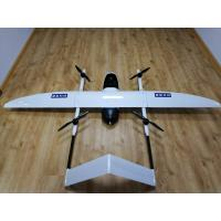 Cheap 2018 Long Range Autopilot Drone Fixed Wing Helicopter Drone for Mapping and Surveying wholesale