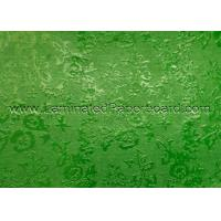 Buy cheap Green Cardstock Paper/Embossed Cardstock Paper for Business Card/Gift Cards from wholesalers