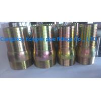 Cheap Galvanized swage nipples,king nipples,Products are customized wholesale