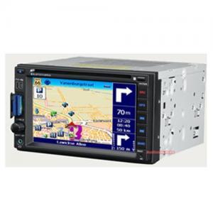 Cheap 6.5 inch car navigation dvd player system wholesale