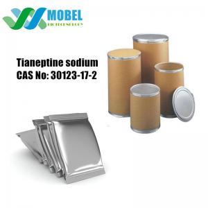 Cheap Tianeptine Sodium  CAS 30123-17-2  For Antidepressant  Pharmaceutical Grade 99% Purity wholesale