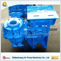 Cheap iron rubber gold mining solid slurry pump price wholesale