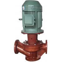 Buy cheap SL Vertical fiberglass pipeline pump corrosion resistant centrifugal pump from wholesalers