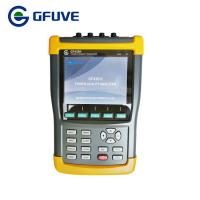 China GF438II Handheld Three Phase Power Quality Analyser High Precision 32G Memory on sale