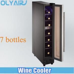 Cheap 7 bottle wine cooler 20L wholesale