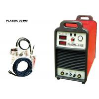 Cheap Inverter DC Air Plasma Cutting Machine 100A With 2T / 4T Control  High Duty Cycle for Industry wholesale