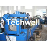 Cheap Single Side Auto Adjustable C Purlin Cold Roll Forming Machine TW-C300 wholesale