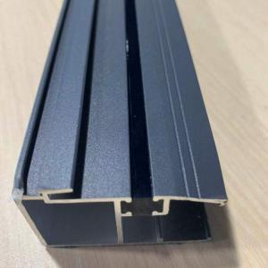 Powder Coated Aluminium Extrusion Profile For Ukraine Market With Low Price