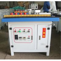 Cheap kdt portable pvc wood mdf straight edge banding machine and glue wholesale