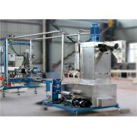 Cheap Twin Screw Plastic Pellet Extruder With Underwater Cutting Pelletizing System wholesale
