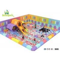 Buy cheap Chicken Run Kids Plastic Indoor Playground With Slide Multi - Functional from wholesalers
