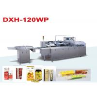 Cheap New condition high speed blister box packaging machine price / carton box packing machinery wholesale