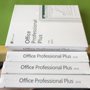 Buy cheap Office 2019 Microsoft Office Professional Plus Pro 32 - 64 Bit Original from wholesalers