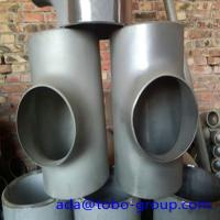 Cheap Seamless or weld Stainless Steel Tee 310s 9 04l A815 S31803 S32205 2205 F51 wholesale