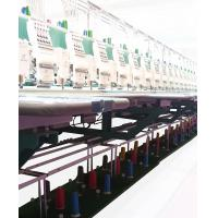 Cheap Mixed 20 Heads Chenille and Flatbed Function Industry Embroidery Machine wholesale