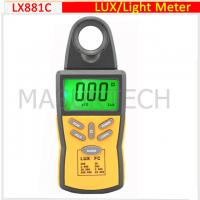 Cheap High Quality Handheld Light Meter LX881C 200,000Lux wholesale