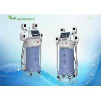 Cheap 2000W 4 Hands Cryolipolysis Slimming Machine Effective For Clinic Use wholesale