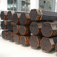 Cheap Painting Black Seamless Alloy Steel Tube Hot-expanded for Heat-exchanger Tubes wholesale