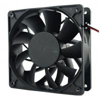 Cheap Dual Ball Bearing DC Axial Fans / High Static Pressure Fans 12V 4.8A wholesale