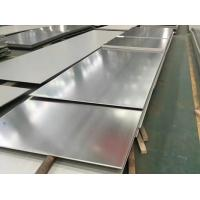 Buy cheap Mirror Finish Stainless Steel Sheet With 0%-5% Tolerance ISO9001 Approved from wholesalers