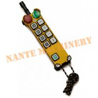 Buy cheap F24 Series 8 Buttons Handheld Crane Digital Radio Industrial Telecrane Remote from wholesalers