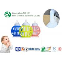Cheap Nipple Liquid Silicone Rubber Food Grade RH5350 - 40 High Transparency  for Baby Supplies wholesale