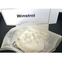 Cheap Legal Winstrol Stanozolol Weight Loss Steroids / Fat Burner Powder For Men 10418-03-8 wholesale