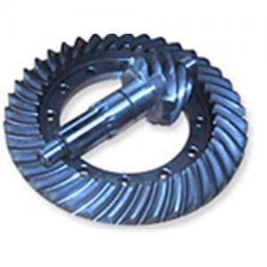 Cheap Gleason spiral bevel gear/basin angle gear wholesale