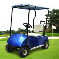 Cheap 2 seaters electric golf carts,electric golf buggy wholesale