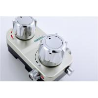 """Cheap Male Thermostatic Mixing Valve G1/2"""" Ceramic Champagne For Hotel Winehouse wholesale"""