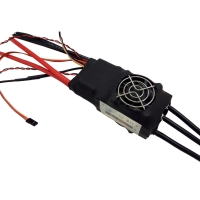 Cheap FLIER 400A 16S Vinyl ESC Brushless Speed Controller Hoverbike For RC Car wholesale