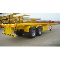 Cheap Container trailer tires skeletal Trailer in truck trailer - CIMC VEHICLE wholesale