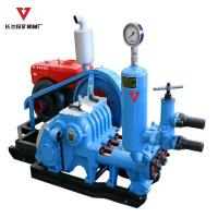 Cheap BW250 Horizontal Triplex Drilling Rig Mud Pumps With L28 Diesel Engine wholesale