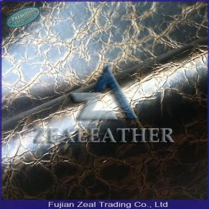 China PU Imitation Sofa Leather Furniture Leather on sale