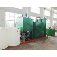 Cheap Air Flotation Type Waste Water Treatment System For Plastic Recycling Machine Line wholesale
