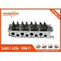 Cheap Complete Cylinder Head For MITSUBISHI Pajero  L300 valve just out form the main surfece level 4D56 908611 wholesale