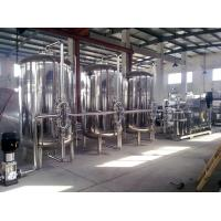 Cheap CE ISO Approved RO Water Treatment System SS304 50 Hz For Drinking Water wholesale