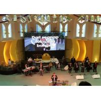 Cheap P1.6 Indoor Church Led Screen Indoor Fixed Led Panel wholesale