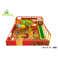 Cheap Kindergarten Baby Indoor Playground Anti - Skid With Custom Made Design wholesale