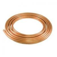 Cheap Custom high bursting strength 0.6mm, 0.5mm low - carbon seamless steel copper coated tubes wholesale