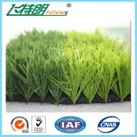 Buy cheap Monofilament Fake Plastic Grass Artificial Lawns Flat Shape 3'' / 8'' High Density Color Fastness from wholesalers