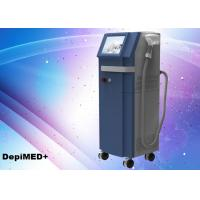 Cheap Painless Diode Hair Removal Laser Beauty Equipment 100J/cm Energy Density wholesale