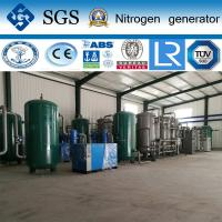 Cheap High Purity N2 Psa Nitrogen Gas Plant For Metal Cutting / Welding wholesale