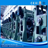 Cheap Square Steel Pipe Production Line Milling Saw High Speed CE Certification wholesale