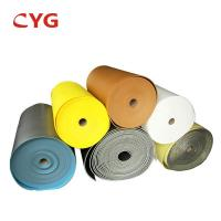 China Sound Proof Self Adhesive Insulation Foam Floor Insulation Acoustic Pe Recyclable on sale