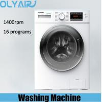Buy cheap A+++ Big capacity 8/9/10/12/14/17kg front loading washing machine from wholesalers