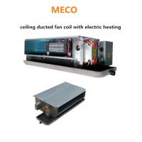 Cheap Super Quiet Slim Air Conditioning Units With Electric Heater 1.5KW 1400CFM 3.5TR wholesale