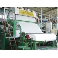 China fast speed toilet paper making machine on sale