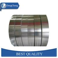 China Slitting Aluminium Coil Strip , Aluminum Roof Coil Oxidation Resistance on sale